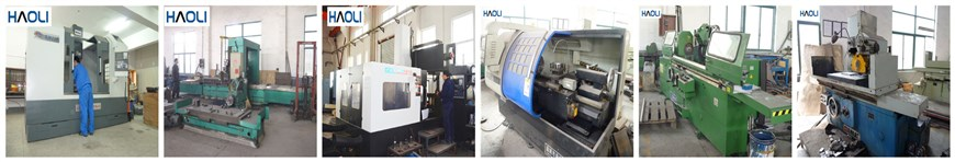 FRP pultrusion equipment manufacturer Haoli's mechanical processing capabilities